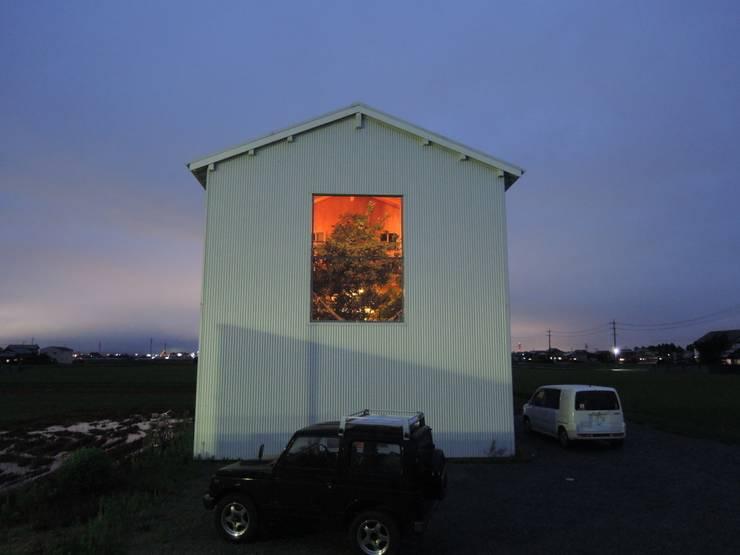4+1HOUSE  (2013): 一級建築士事務所ヨネダ設計舎が手掛けた家です。