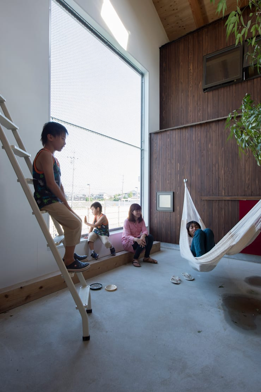 一級建築士事務所ヨネダ設計舎:  tarz Multimedya Odası, Eklektik