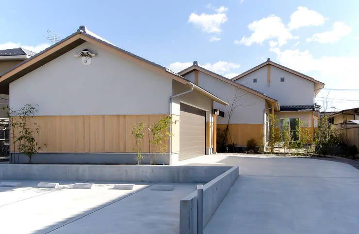 江波本町の家: エルイーオー設計室が手掛けた家です。