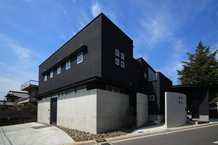 東北外観: MA設計室が手掛けた家です。