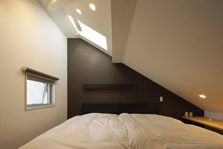 有限会社タクト設計事務所의  침실