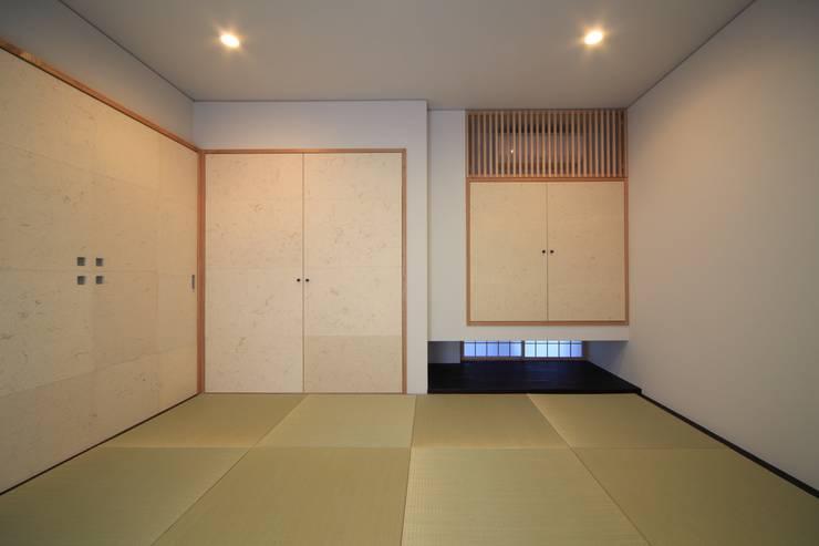 和室(客間): MA設計室が手掛けた和室です。
