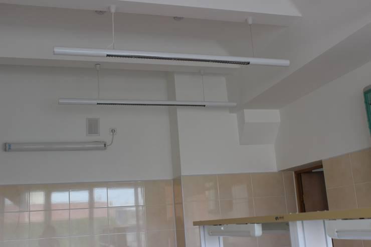 Потолок лаборатории: Кабинеты врачей в . Автор – ООО 'Сфера'