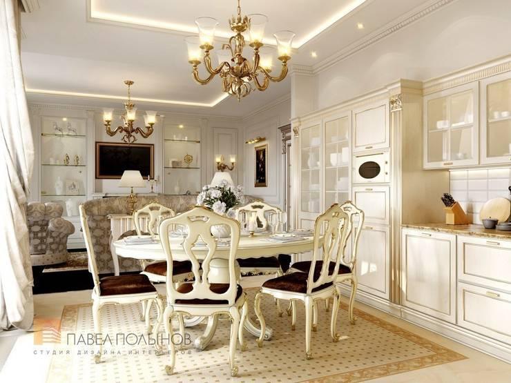 Кухня: Кухни в . Автор – Студия Павла Полынова