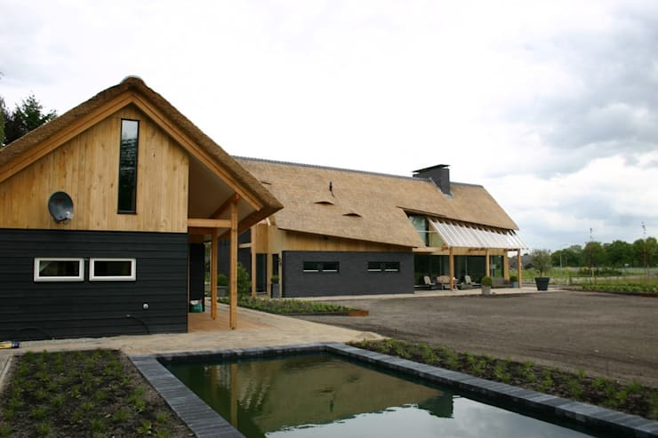 country  oleh Bongers Architecten, Country