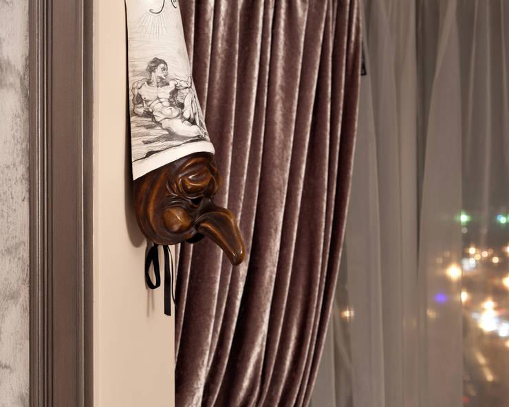 Klassische Wohnzimmer von View Art Design Klassisch