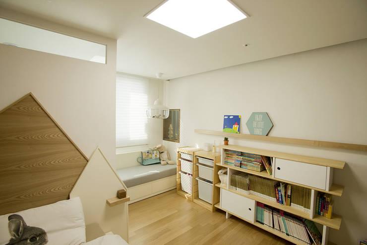 Dormitorios infantiles de estilo moderno por homify