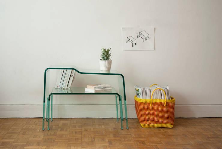 Столовая комната в . Автор – Julien Cedolin