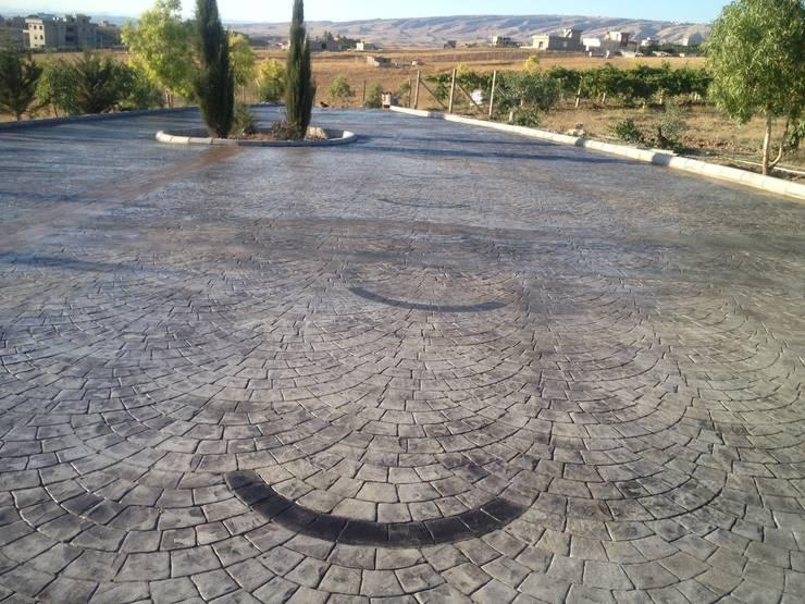 DBS INSAAT TAAH KIMYA SAN VE TIC LTD STI – Flex C Ment Decorative Concrete System:  tarz Duvarlar, Akdeniz