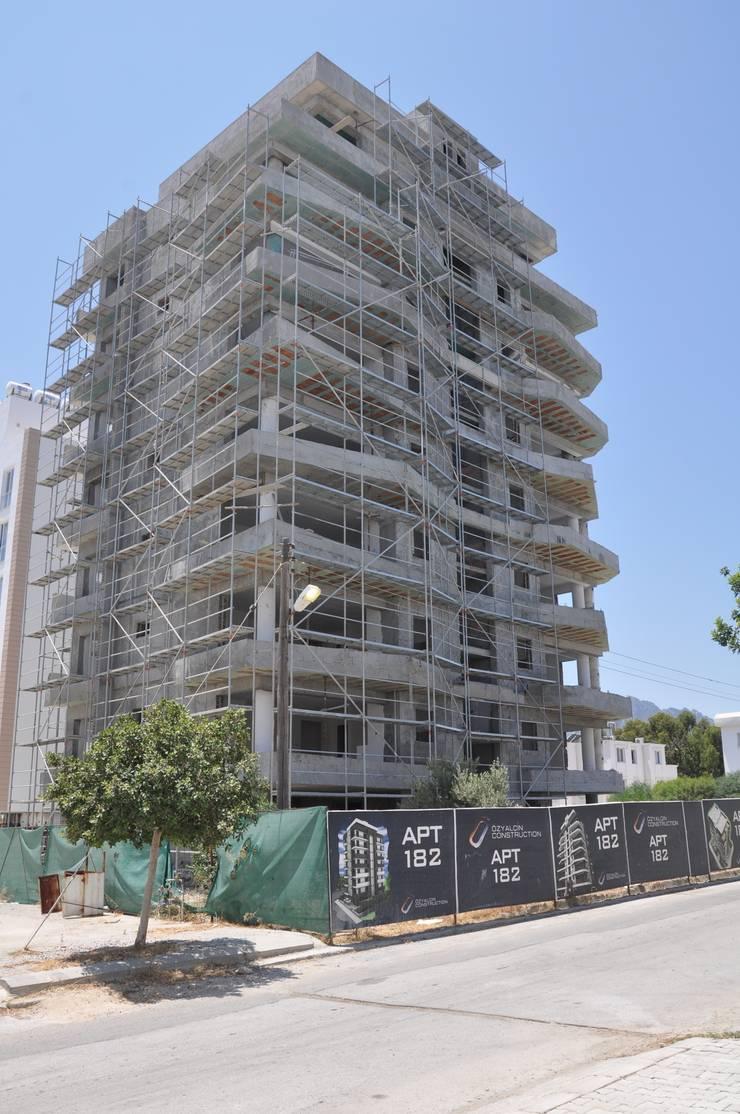 ÖZYALÇIN CONSTRUCTION  – Özyalçın 182:  tarz Evler