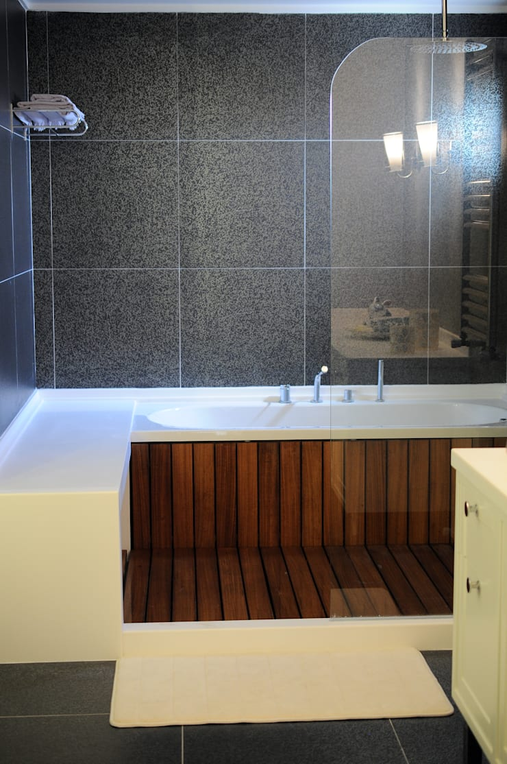 Sena Hayfavi – Banyo: modern tarz Banyo