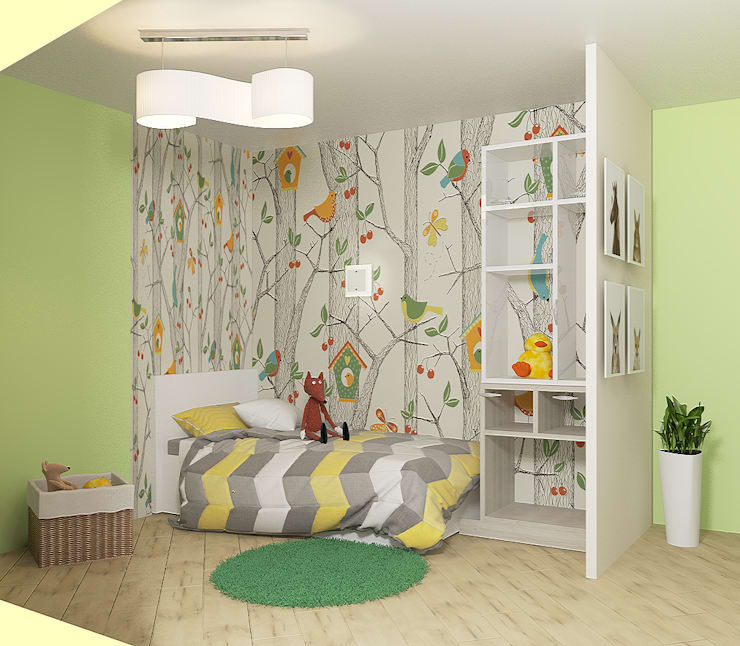 Мозжерина Марина :  tarz Çocuk Odası