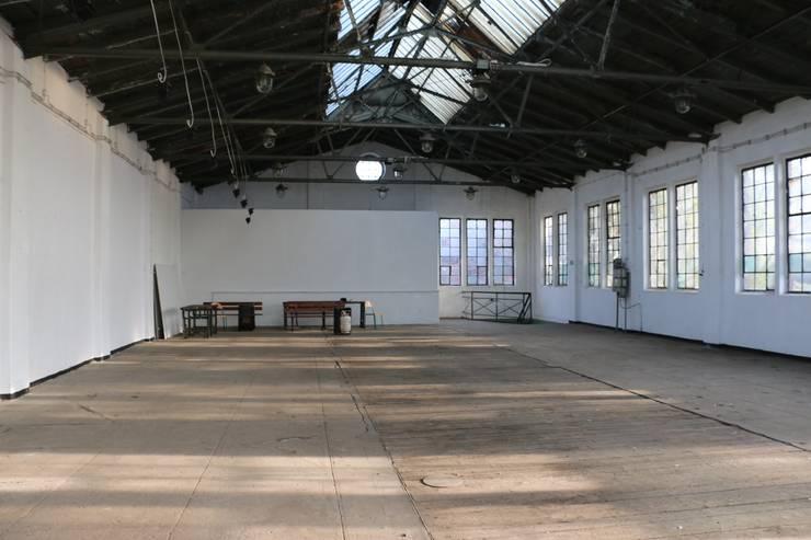 Stara Fabryka Drutu Gliwice: styl , w kategorii  zaprojektowany przez FOORMA Pracownia Architektury Wnętrz
