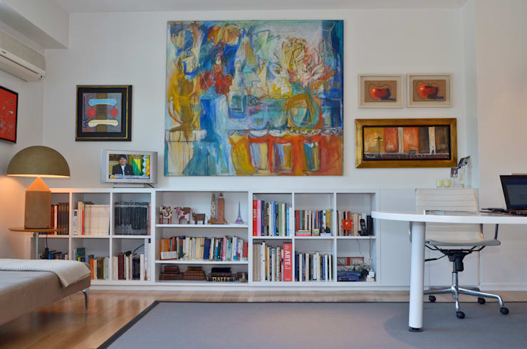 Walls by GUTMAN+LEHRER ARQUITECTAS
