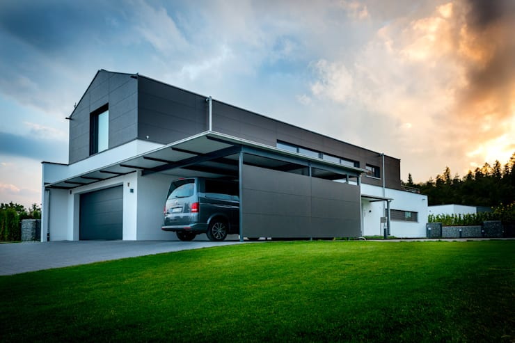 Дома в . Автор – Architekturbüro Ketterer