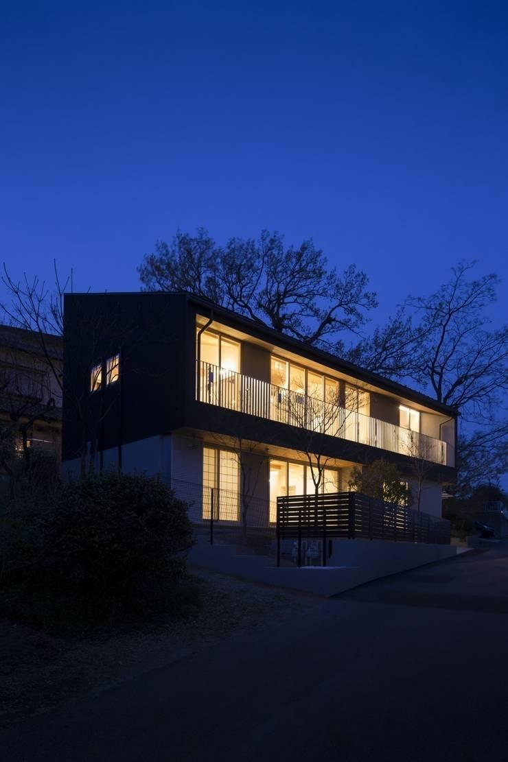 大府の二世帯住宅: 株式会社FAR EAST [ファーイースト]が手掛けた家です。,オリジナル