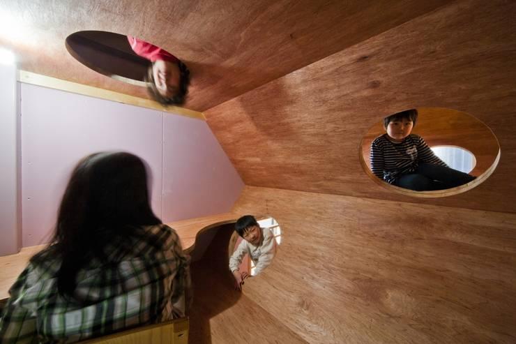 '蜂の巣' : 一級建築士事務所 東島鋭建築設計工房が手掛けた子供部屋です。,オリジナル