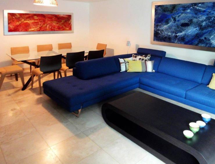 Arenas: Salas de estilo  por Victoria Goren Arte Contemporaneo