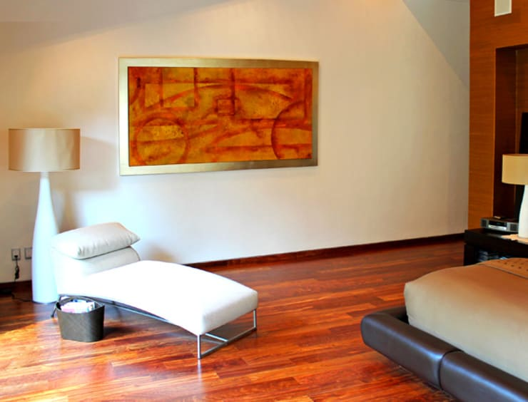 Arenas: Paredes y pisos de estilo  por Victoria Goren Arte Contemporaneo