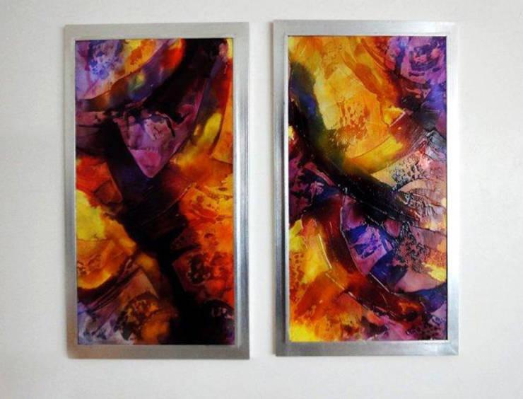 Walls & flooring by Victoria Goren Arte Contemporaneo