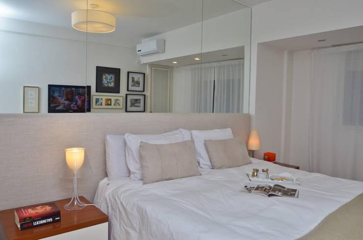 modern Bedroom by GUTMAN+LEHRER ARQUITECTAS