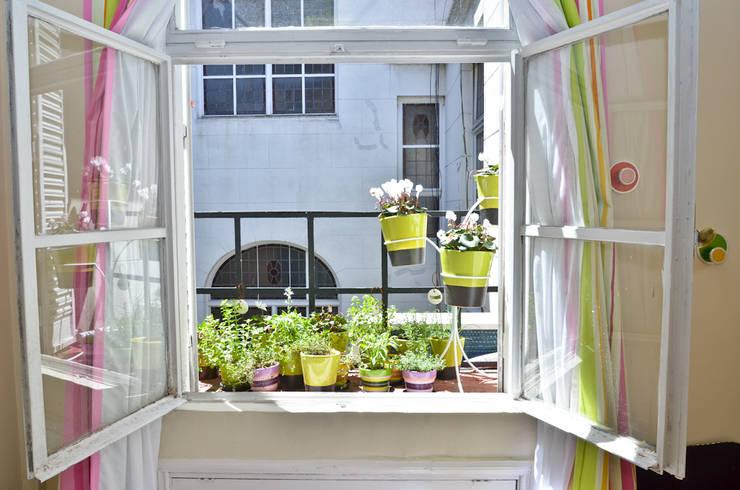 GUTMAN+LEHRER ARQUITECTASが手掛けた窓