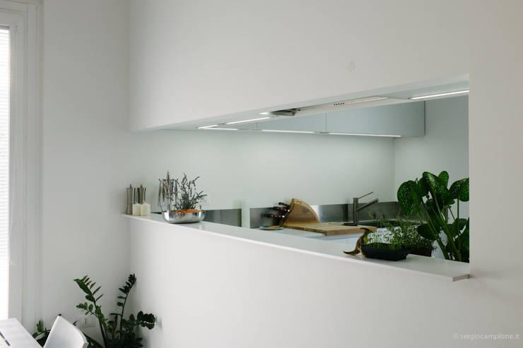 casa luana: Cucina in stile  di Studio Zero85