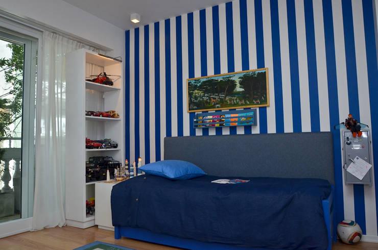 Bedroom by GUTMAN+LEHRER ARQUITECTAS