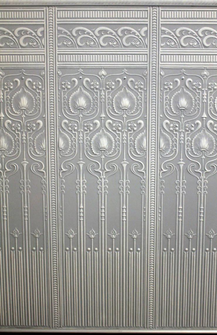 Lincrusta decor: Прихожая, коридор и лестницы в . Автор – Lincrusta decor,