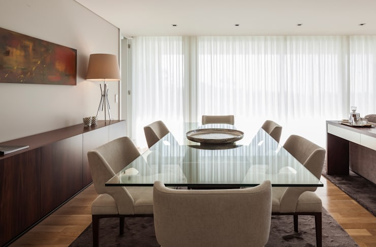 modern Dining room by Filipa Cunha Interiores