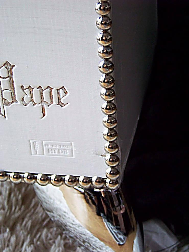 Podnóżek – DIY: styl , w kategorii  zaprojektowany przez Zoyka HOME