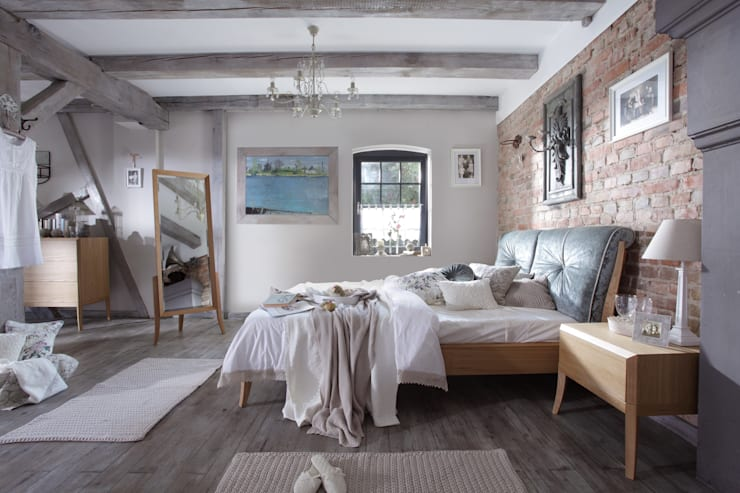 Sypialnia Dream Luxury: styl , w kategorii Sypialnia zaprojektowany przez Swarzędz Home ,