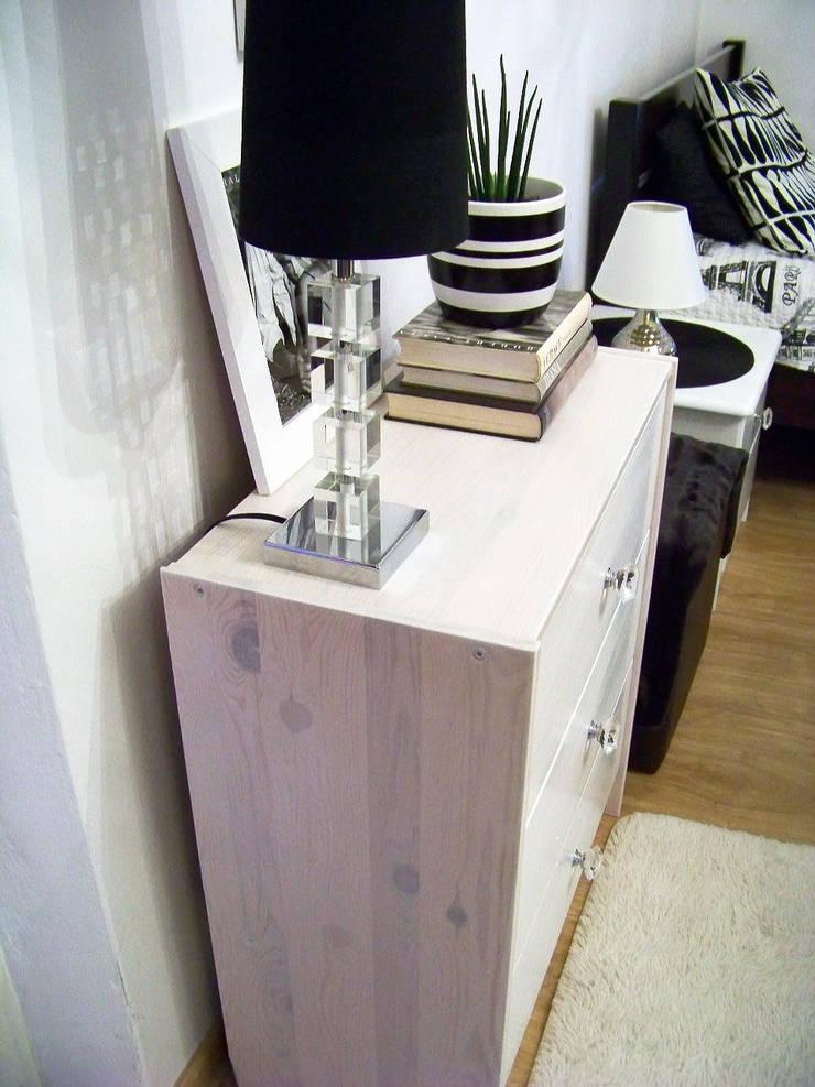 Komoda RAST - DIY: styl , w kategorii  zaprojektowany przez Zoyka HOME,Klasyczny