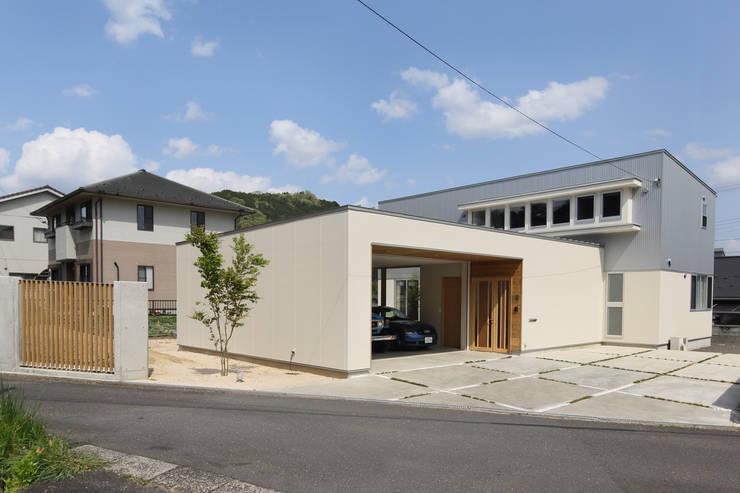 .: (株)ZAG空間設計舎が手掛けた家です。
