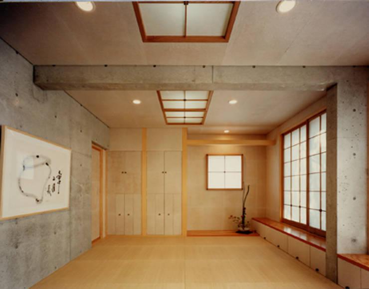 客室(和室): MA設計室が手掛けた和室です。,