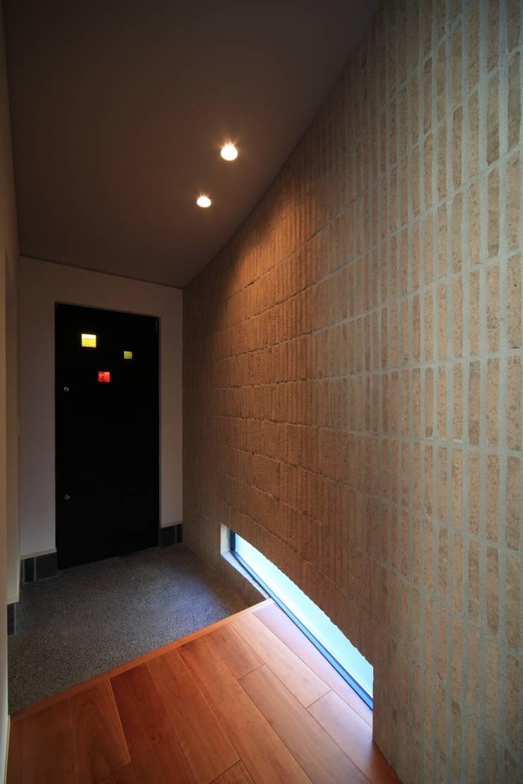 玄関: MA設計室が手掛けた家です。,オリジナル