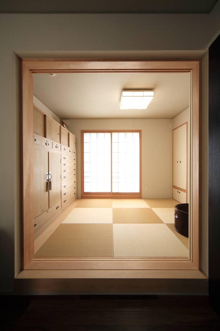 和室: MA設計室が手掛けた和室です。