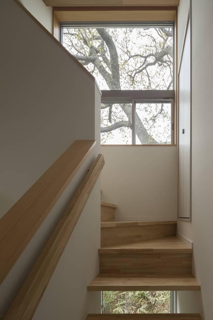 大府の二世帯住宅: 株式会社FAR EAST [ファーイースト]が手掛けた廊下 & 玄関です。,オリジナル