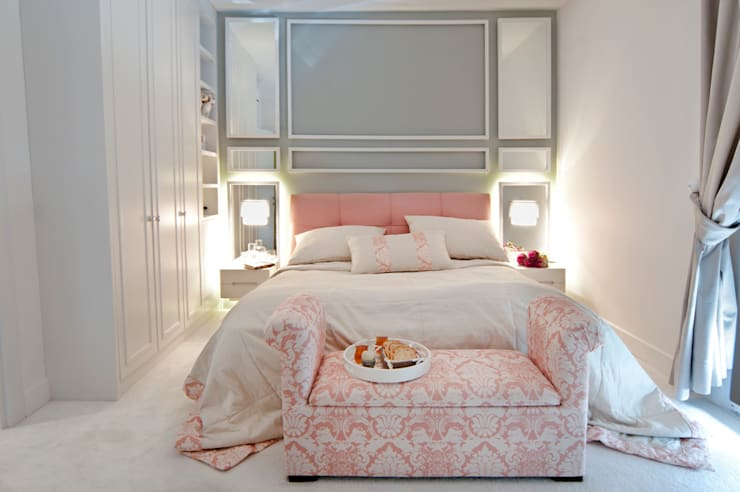 Canan Delevi – Seba Life :  tarz Yatak Odası