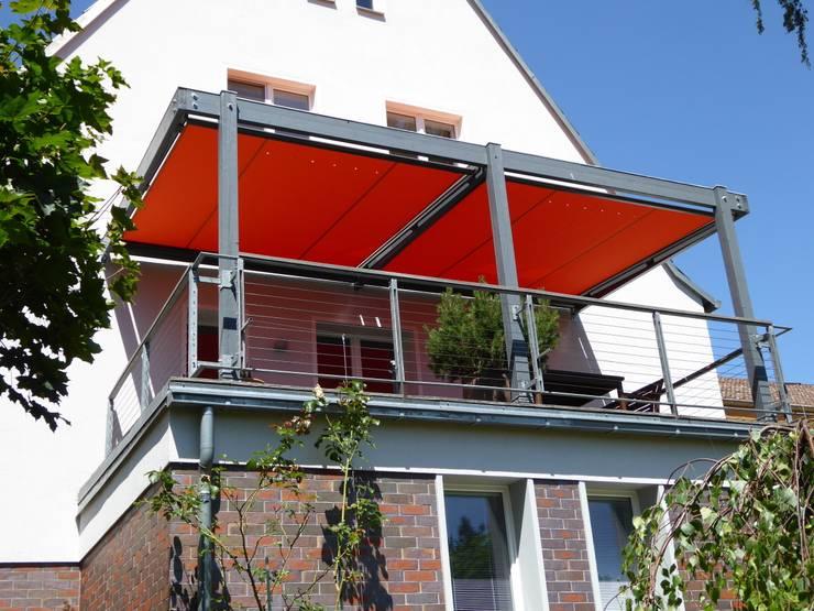 Terrazas de estilo  por Schenning-Architekten
