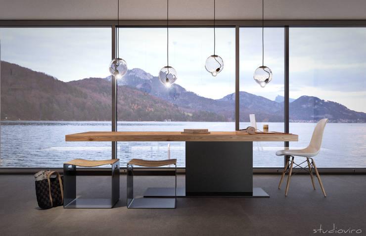 studioviro:  tarz Yemek Odası