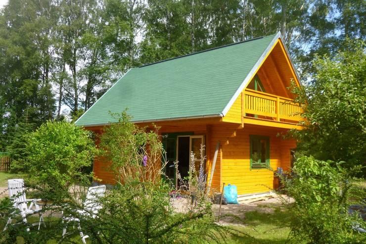 Houses by THULE Blockhaus GmbH