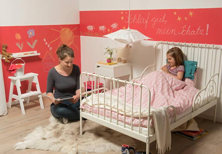 Kinderzimmer mit Frau und Kind: ausgefallene Kinderzimmer von Jansen