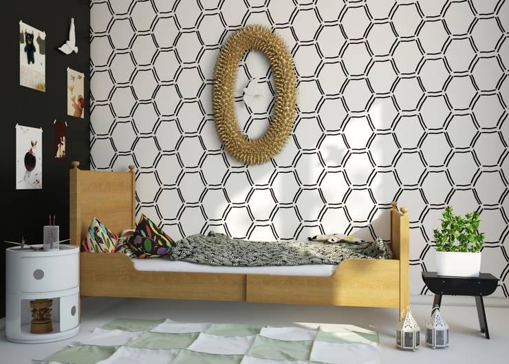 Humpty Dumpty Room Decoration:  tarz Duvar & Zemin