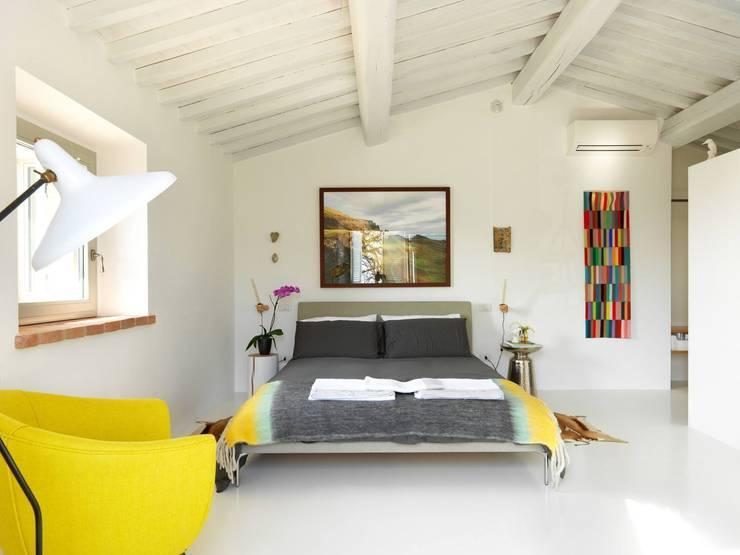 غرفة نوم تنفيذ CASABELLA