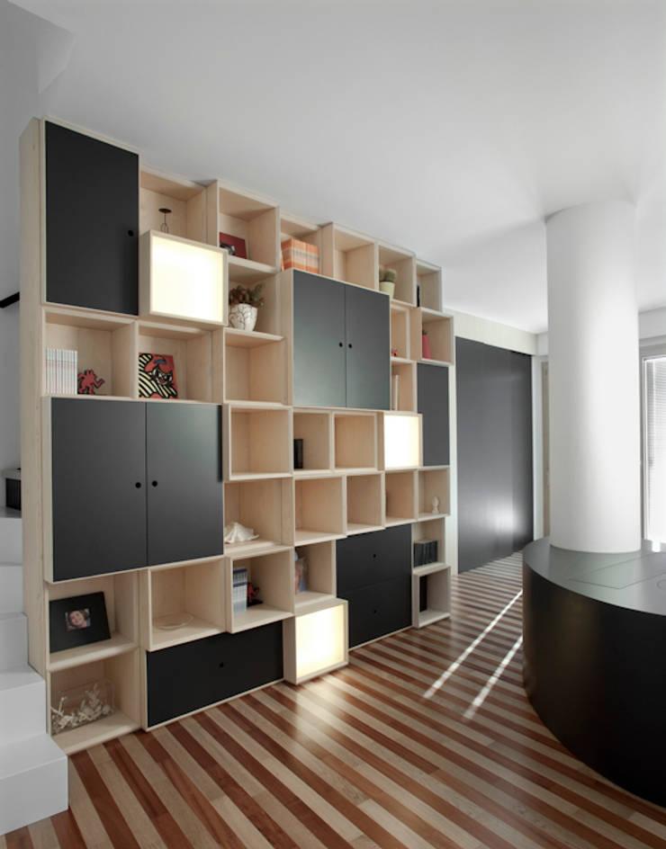 Livings de estilo  por Studio Zero85, Moderno