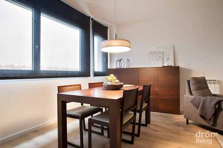 modern Dining room by Dröm Living