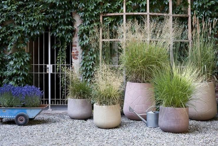 Donice MEMORY: styl , w kategorii Ogród zaprojektowany przez Hydroponika - Wnętrz i zieleń,