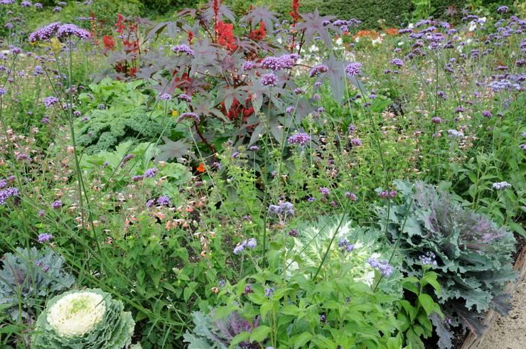 Jardines de estilo mediterráneo de Anna Paghera s.r.l. - Green Design Mediterráneo