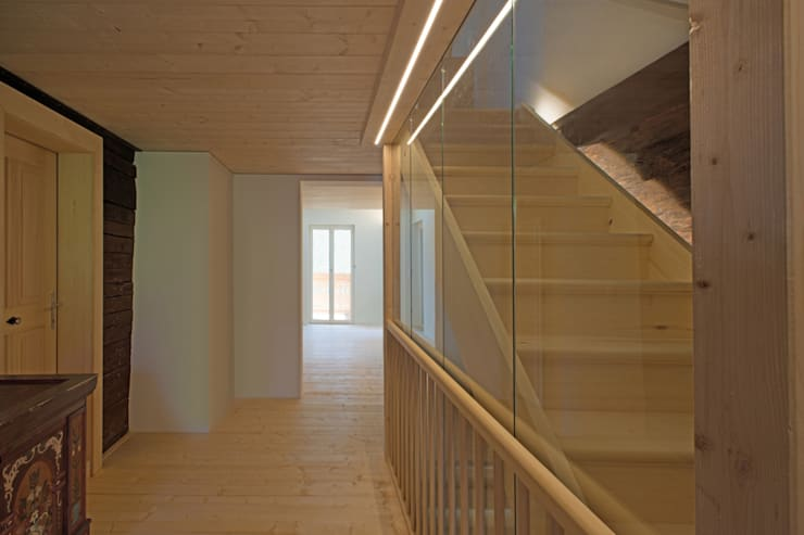 Bertolini-Ruemmele:  Flur & Diele von heim+müller Architektur